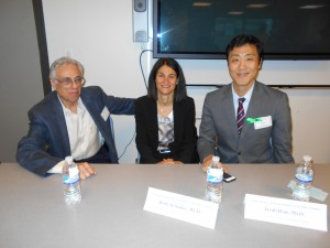 Drs. Robert Abramovitz, Roni Avinadav, and Jacob Ham