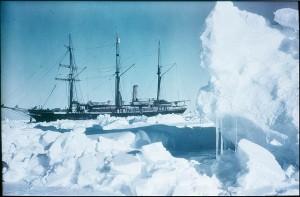 Ernest Shackleton's 'Endurance' expedition to Antartica, 1915